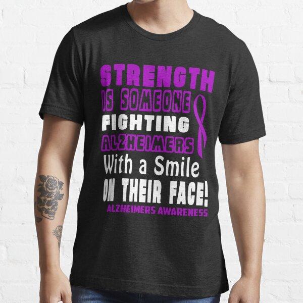 Support Alzheimer's Awareness Design Essential T-Shirt