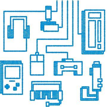 Video Gaming by Naivuren