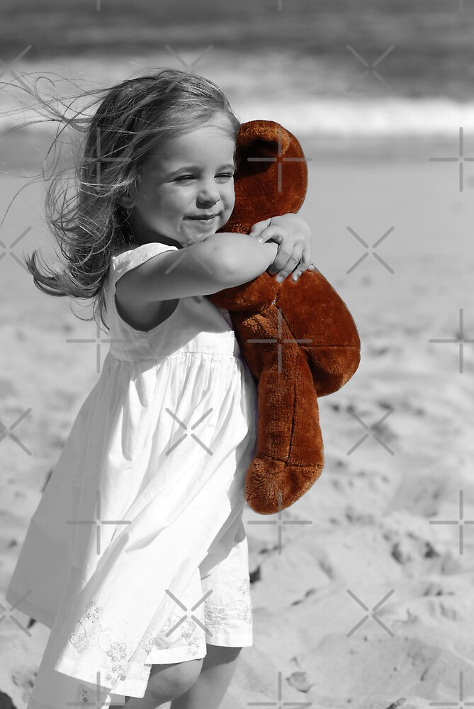 Lost without my Teddy by Michelle *