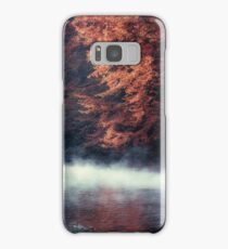 Nature*s Mirror - Fall at the River Samsung Galaxy Case/Skin