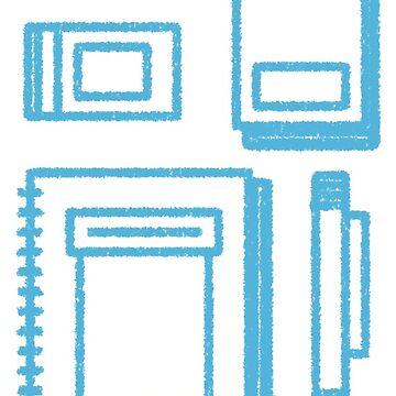 Notebooks by Naivuren