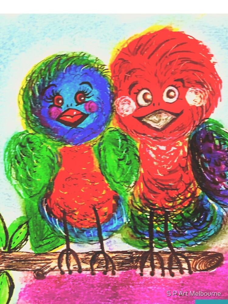 A Birds Best Friend by SarPappas