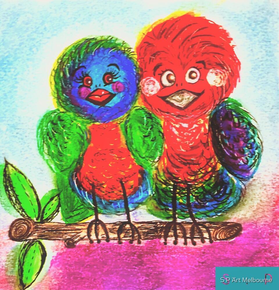 A Birds Best Friend by S P Ärt Melbourne