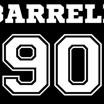 Barrell [WHT] by Kait808