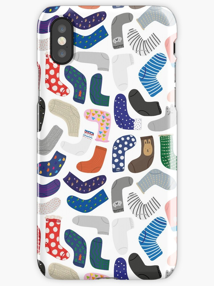 Socks collection 1 by pikillustration