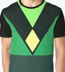 Quick Cosplay: Peridot's Uniform  Graphic T-Shirt
