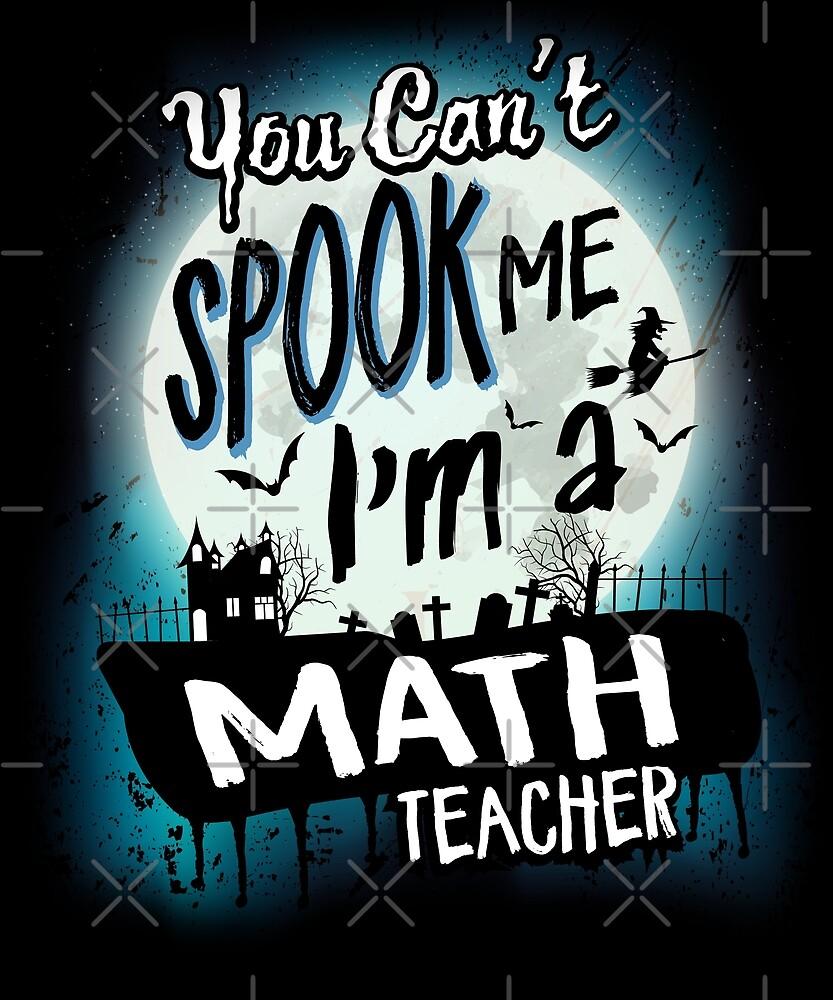 Halloween Math Teacher Costume Funny Sarcastic by JapaneseInkArt