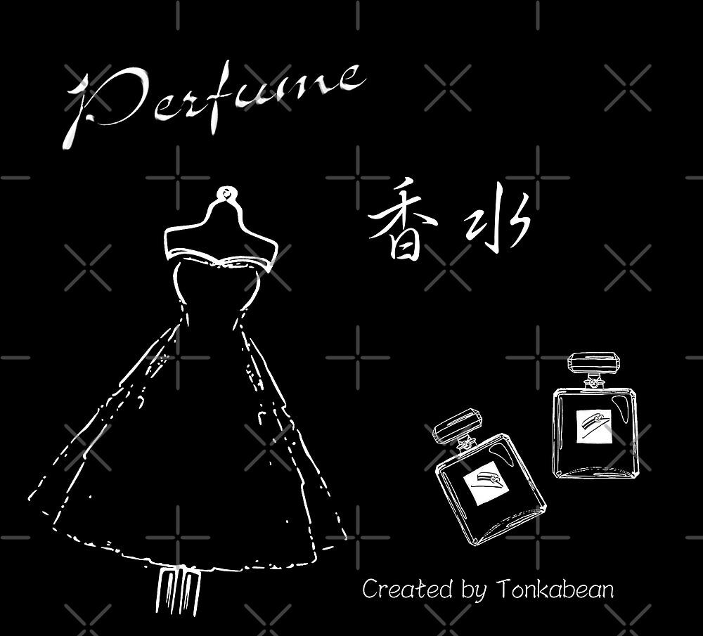 Fashion and Perfume Bottle by goodshk