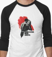 Hiroshima mon amour Baseballshirt für Männer