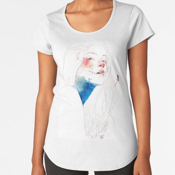 GEA Premium Scoop T-Shirt