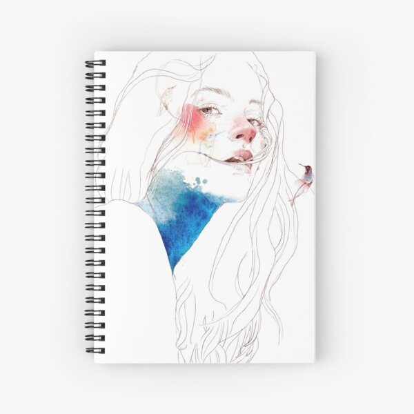 GEA Spiral Notebook