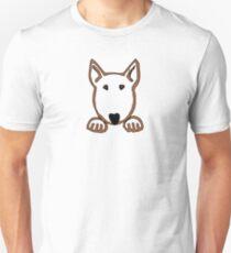 """""""Bully Paws""""  - Bull Terrier T-Shirt"""