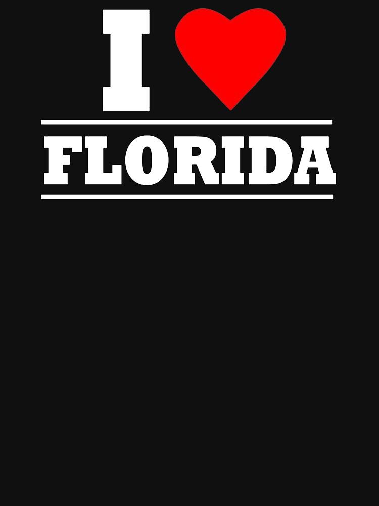 I Love Florida by jossep324