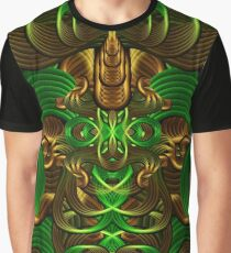 Jungle Roots Graphic T-Shirt