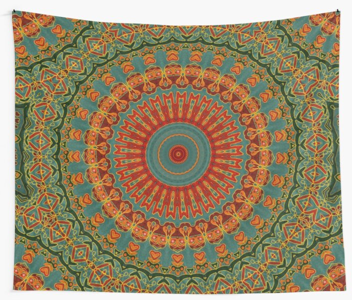Indi Mandala by Daniel Watts