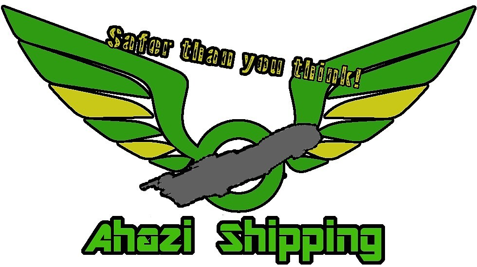 Ahazi shipping logo CLEAN! by Radkal01