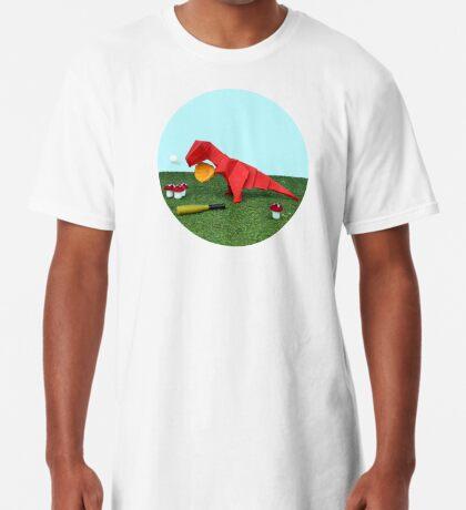 Ja T-Rex kann! Longshirt