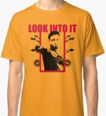 Eddie Bravo: LOOK INTO IT Classic T-Shirt