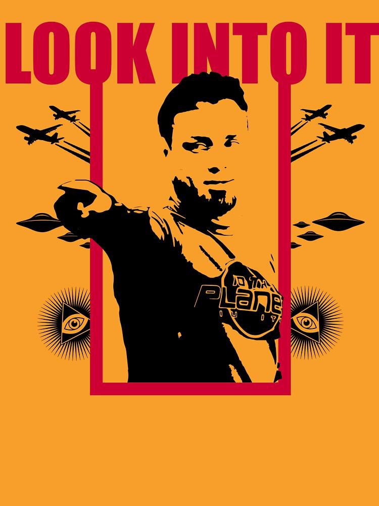 Eddie Bravo: LOOK INTO IT by Severitas