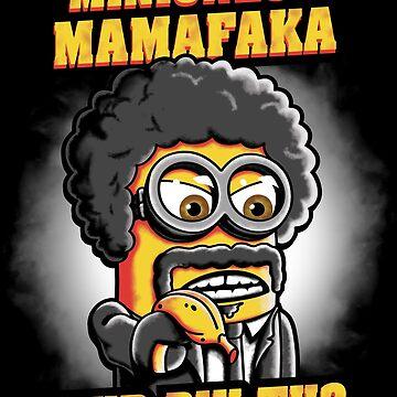 Minionese Mamafaka by Olipop