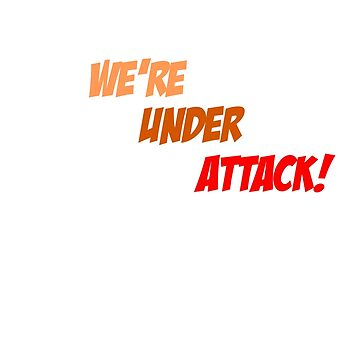 Lesbians, we're under attack! by TheyServe