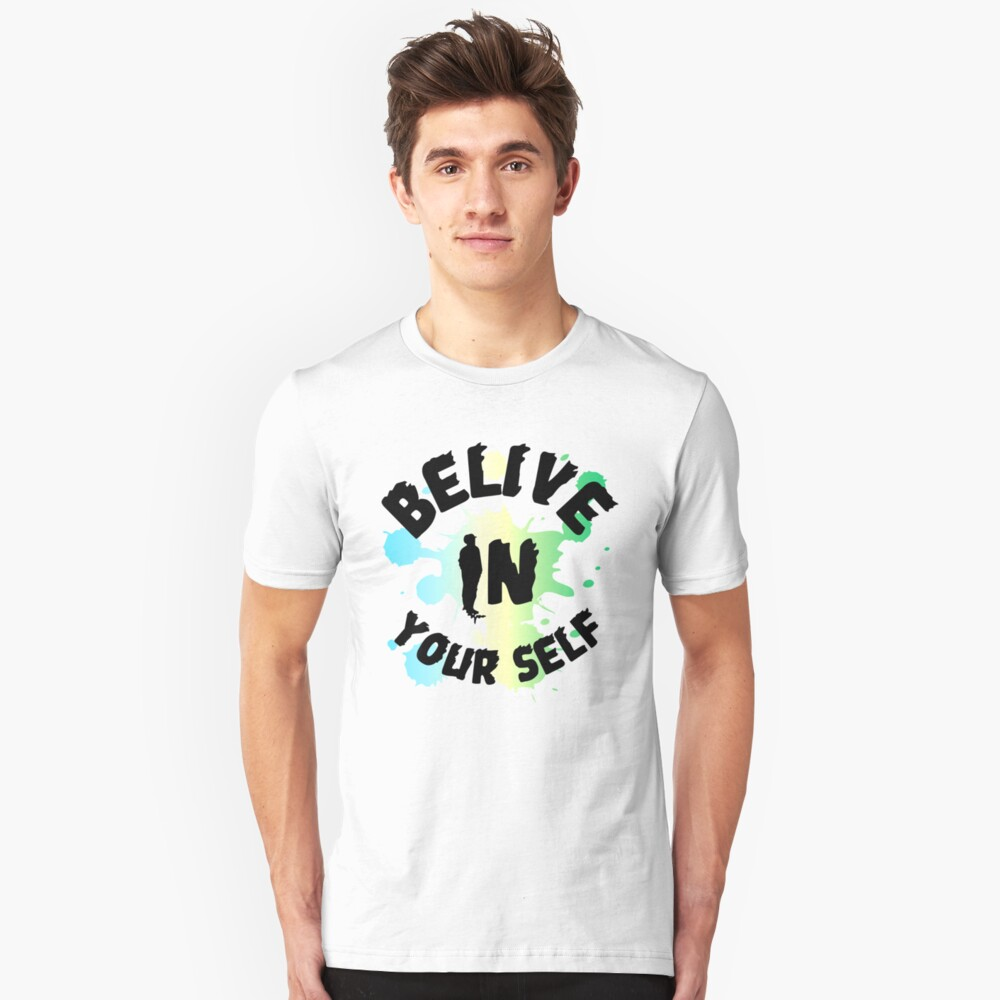 YOUR SELF Unisex T-Shirt Front