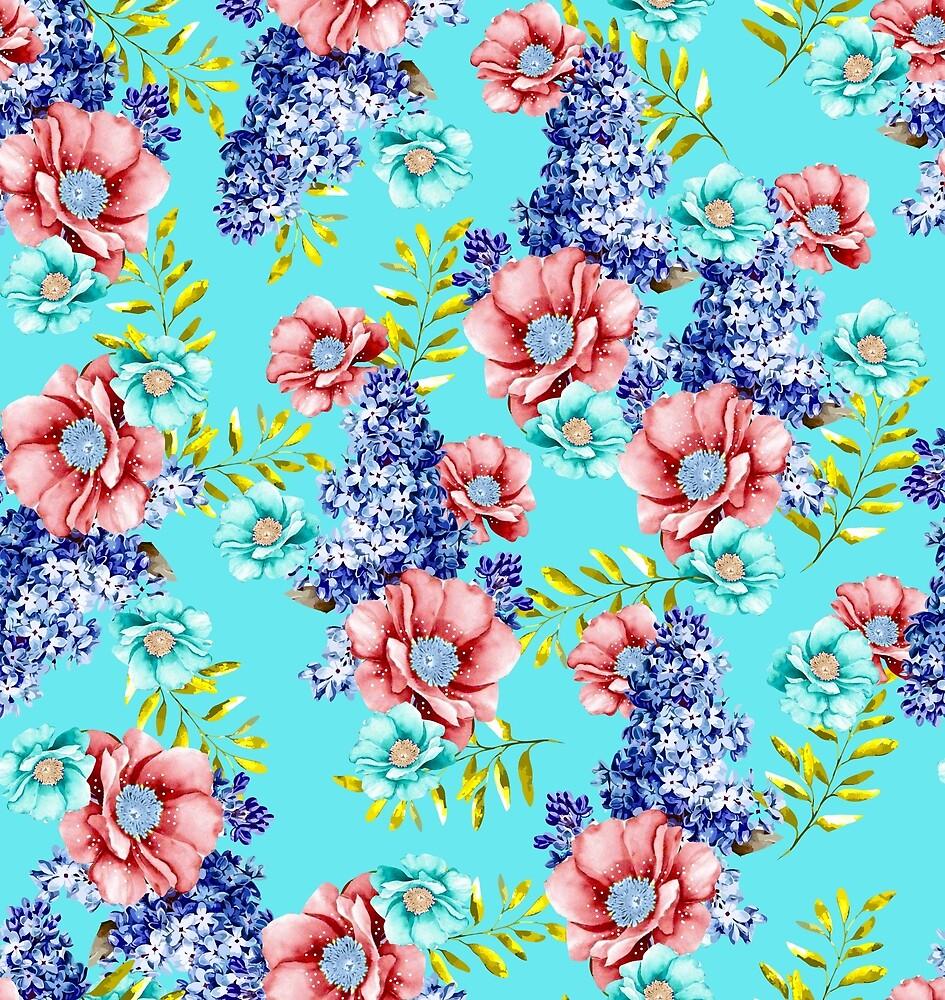 Floral Dream by Eduardo Doreni