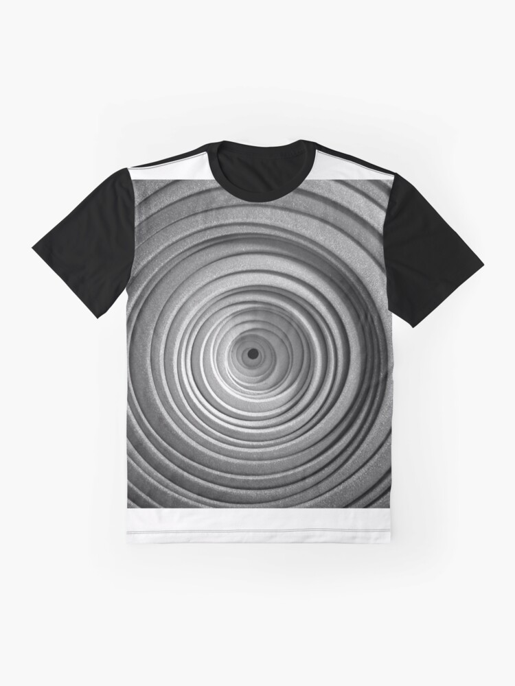 Alternate view of In the hole Graphic T-Shirt