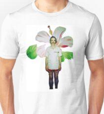 Holger Czukay of Can Unisex T-Shirt