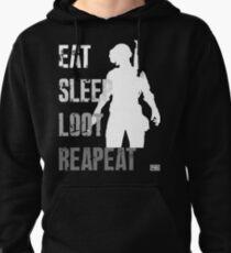 EAT SLEEP LOOT REAPEAT - PUB Pullover Hoodie