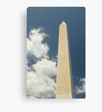Washington Memorial Canvas Print