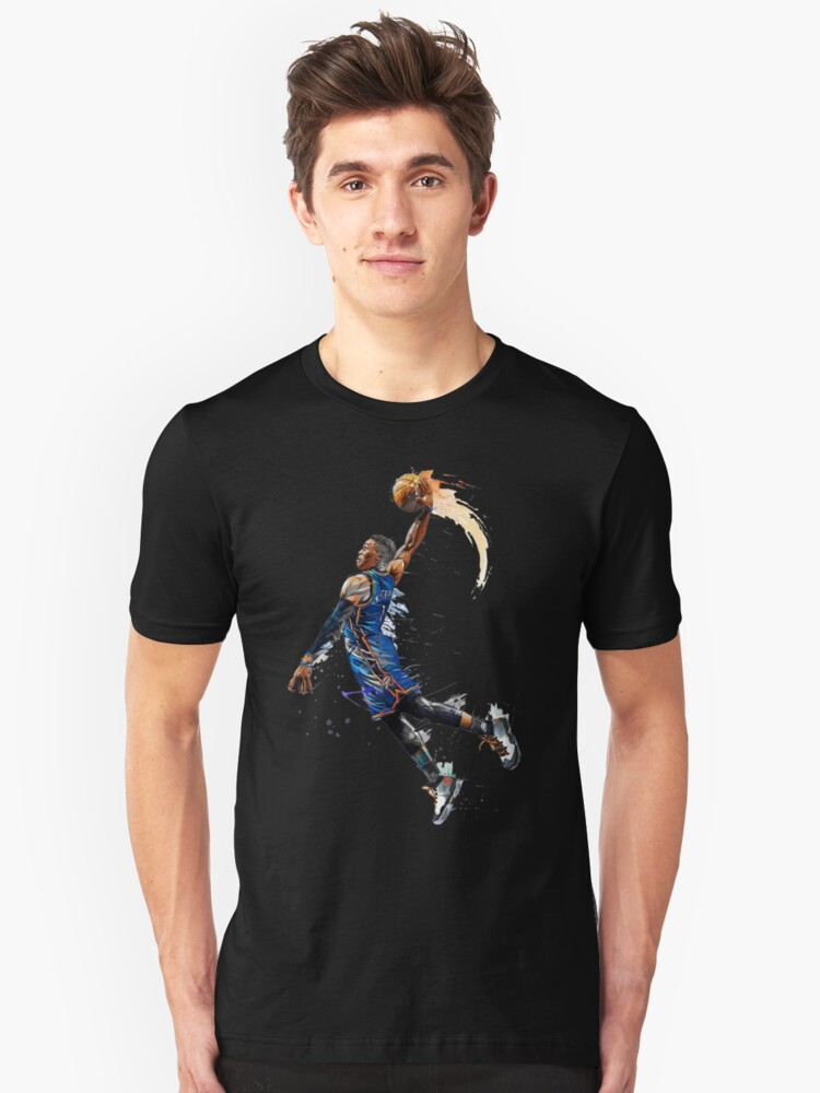 russell westbrook Unisex T-Shirt Front