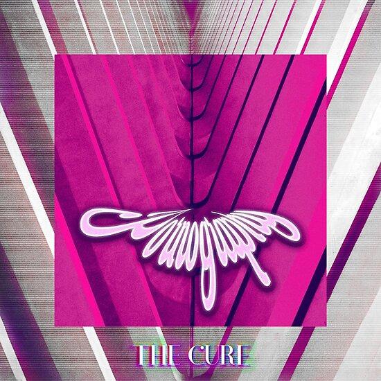 [COLD-WAVE LEGENDS!] The Cure - Pornography by crash-artworks