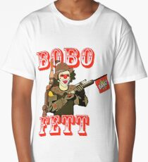 bounty hunter Long T-Shirt