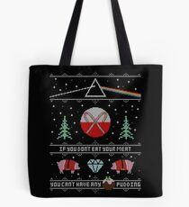 Hey Yule - Pink Christmas Tote Bag