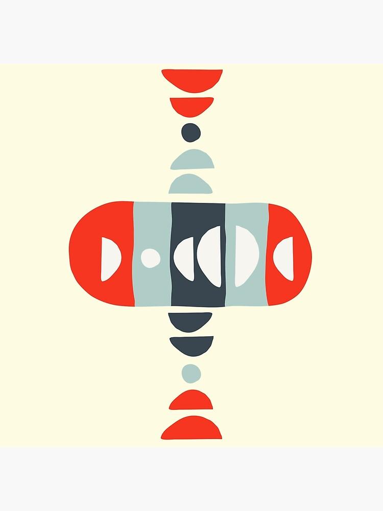 Storm Calka Modern  by caligrafica