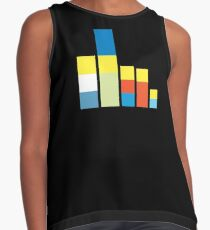 Simpsons on the Block Contrast Tank
