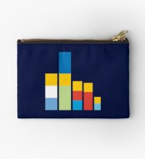 Simpsons on the Block Studio Pouch