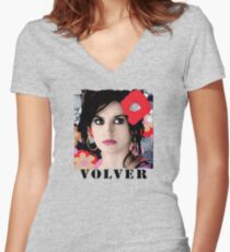 Volver Women's Fitted V-Neck T-Shirt