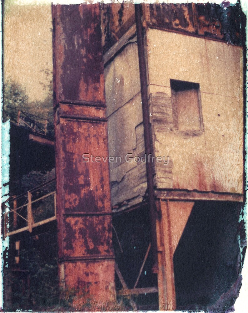 Industrial Building by Steven Godfrey
