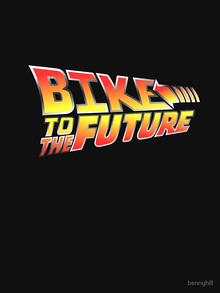 Bike to the future by bennyhill