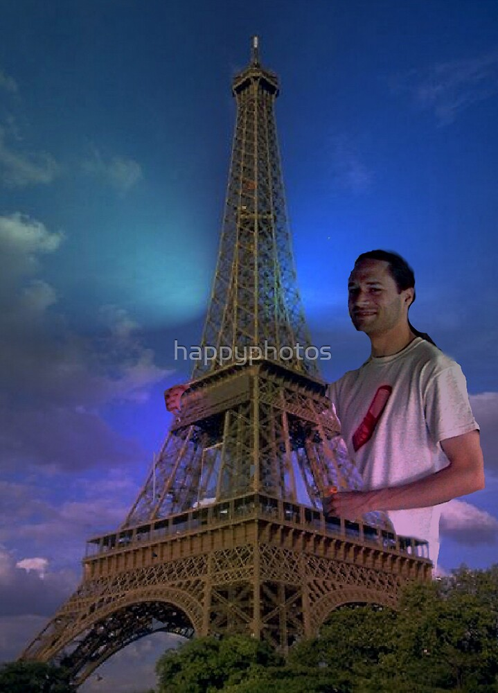 """Hanging out in """"Paris"""" by happyphotos"""