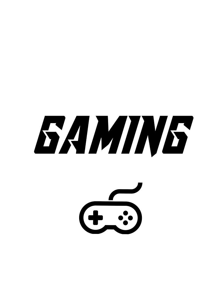 Gaming Merch by MagicalFluffyJo
