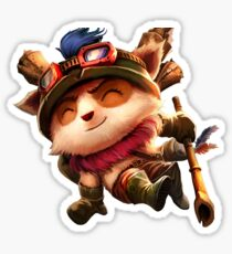 TEEMO Sticker