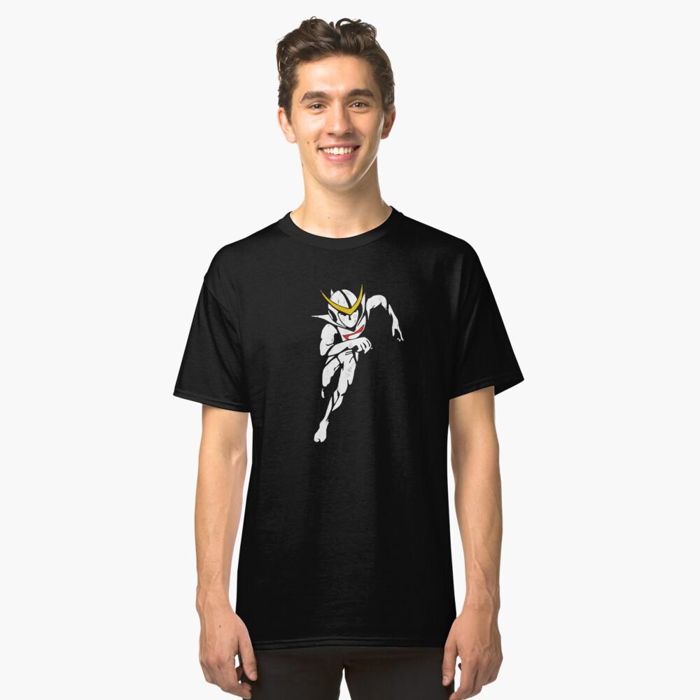 Kyashan Run Classic T-Shirt Front