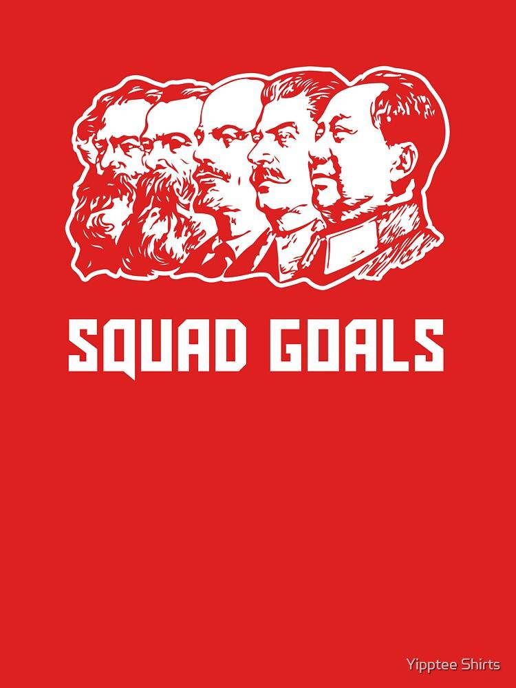 Communist Squad Goals by dumbshirts