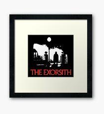 The Exorsith Framed Print