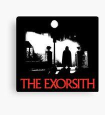 The Exorsith Canvas Print