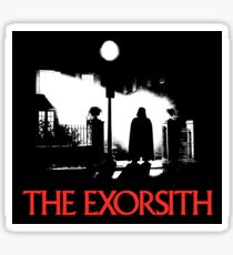 The Exorsith Sticker