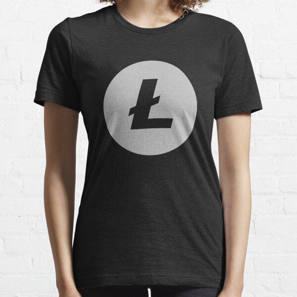 Litecoin LTC Crypto Essential T-Shirt